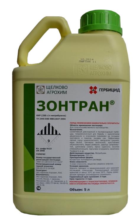 ЗОНТРАН®, ККР