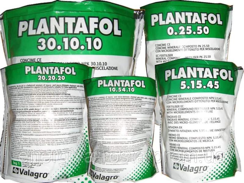 Plantafol 30.10.10. (Плантафор 30.10.10)