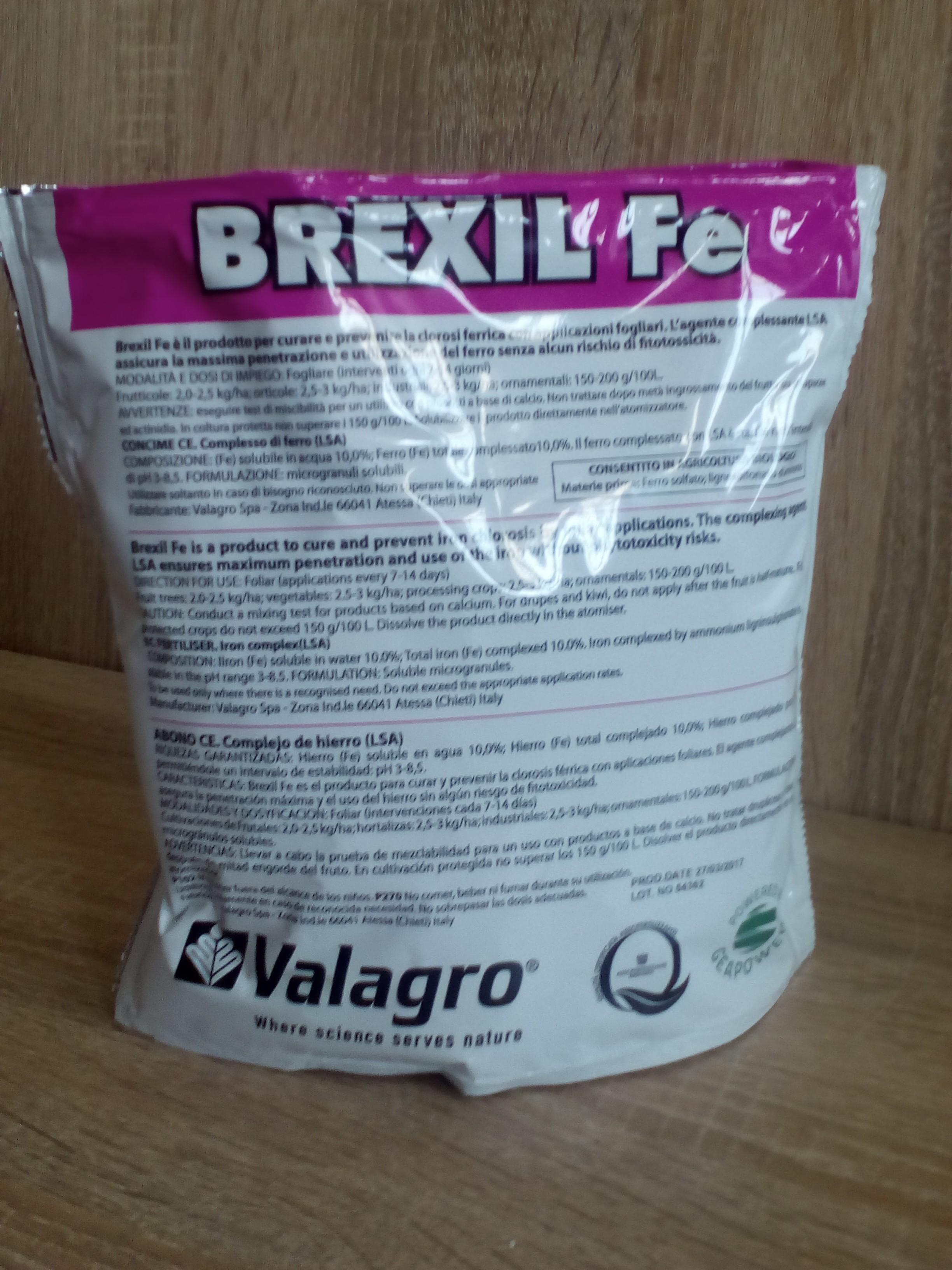 Brexil Fe (Брексил Залізо)